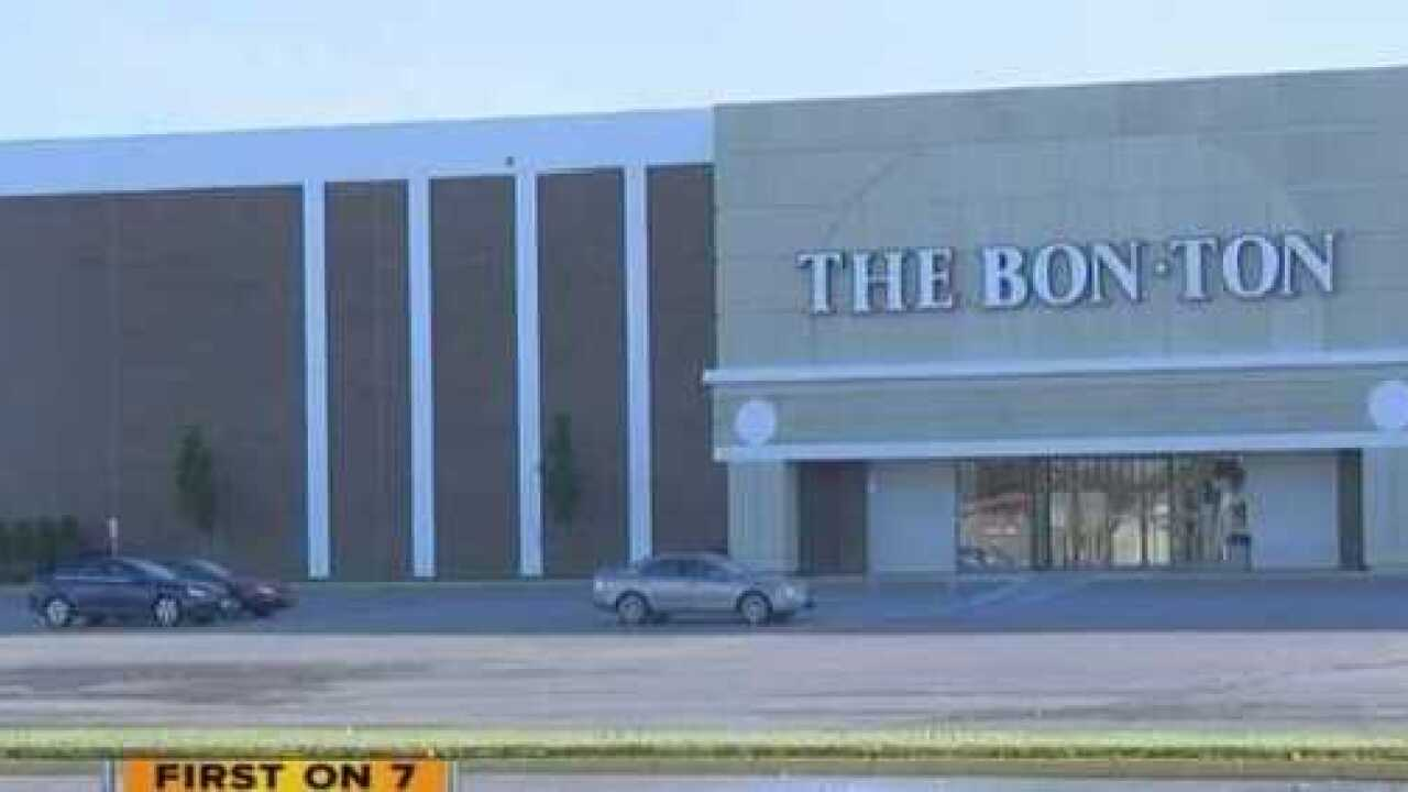 Bon-Ton files for bankruptcy
