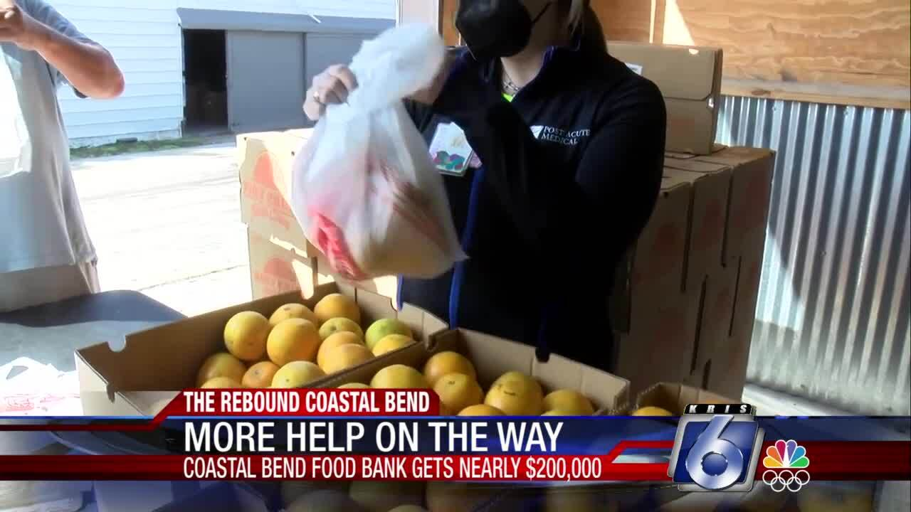 Area food banks will be able to help more people