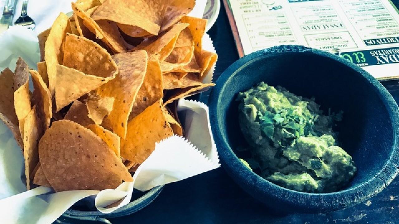 $2 Taco Tuesday is legit in Delray at El Camino Tequila Bar