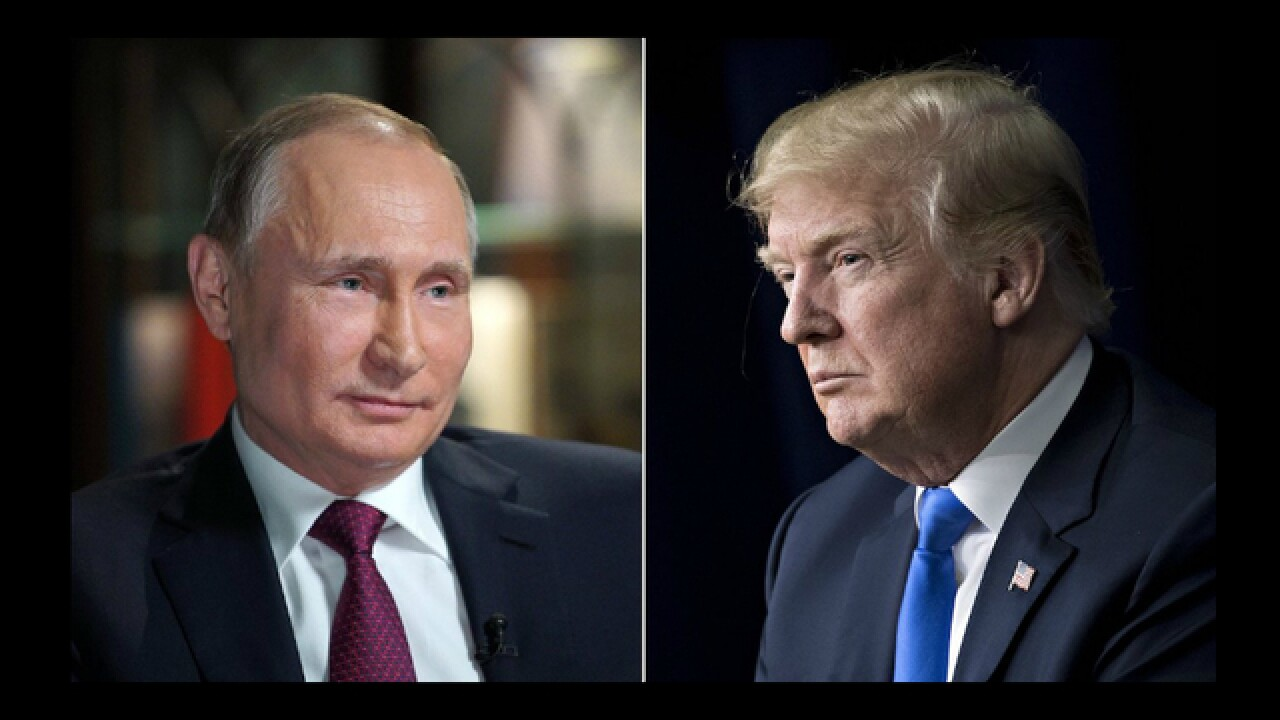 Trump-Putin going 1-on-1 amid investigations