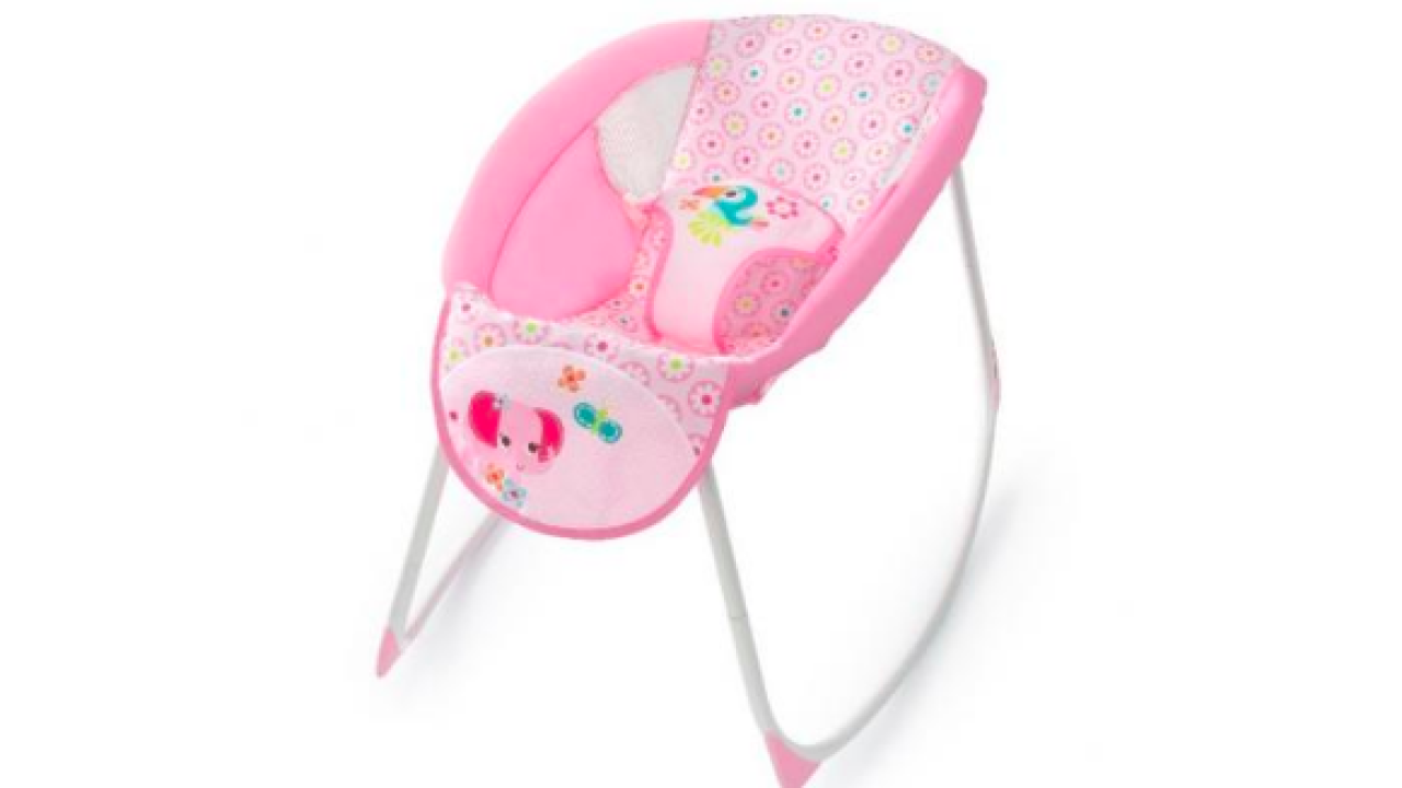 Infant deaths lead to recall of Kids II Rocking Sleepers