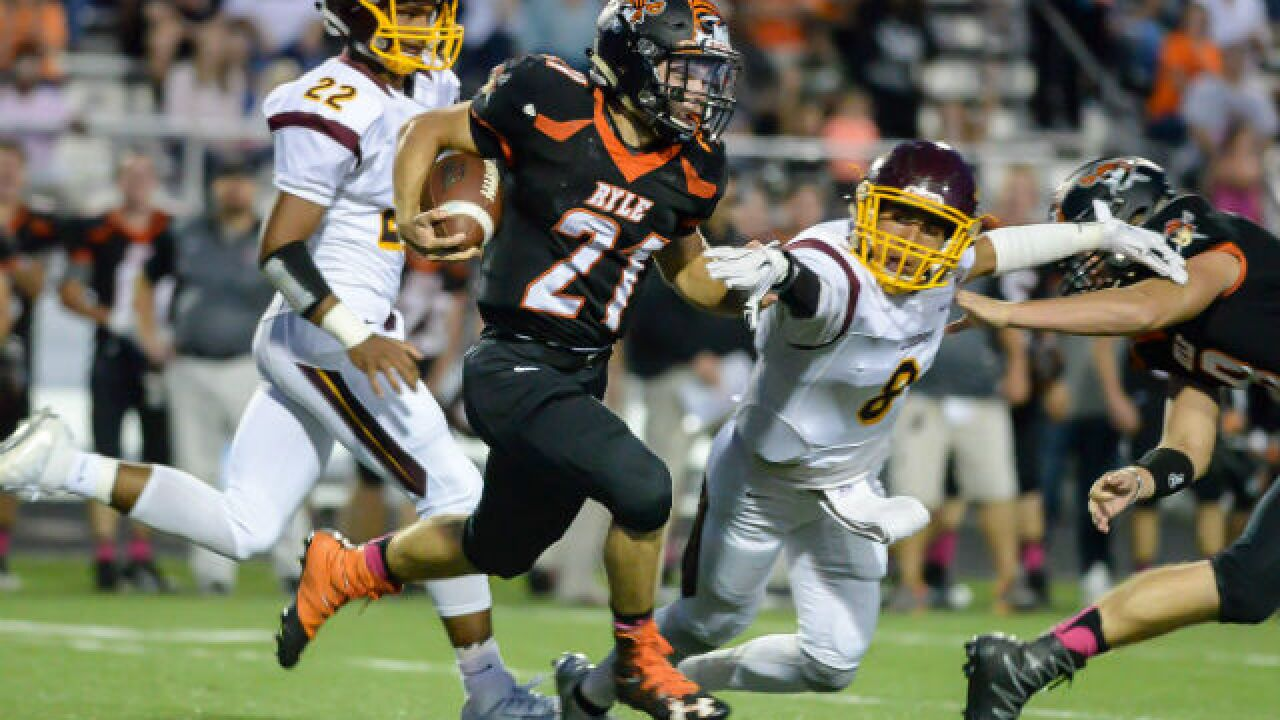 Ryle-Highlands matchup is the Northern Kentucky game to watch this week