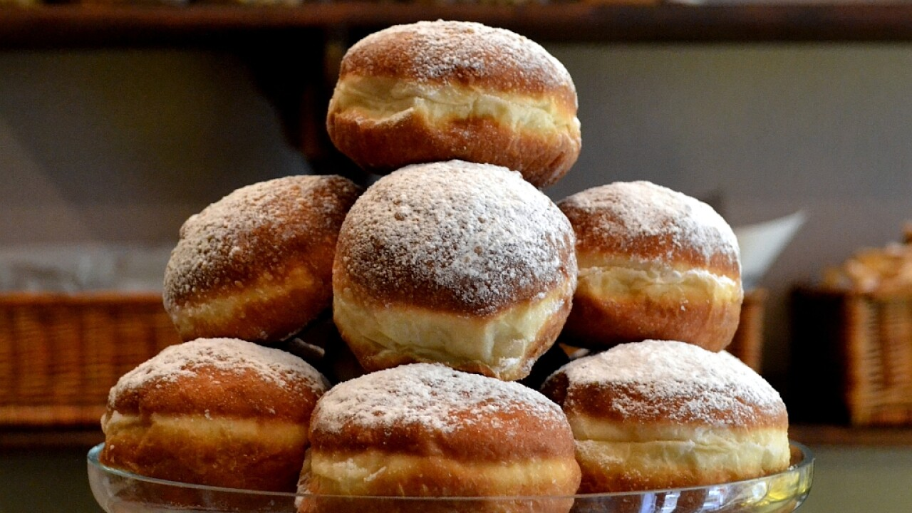 10 places to get your paczki on this Fat Tuesday