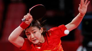 Olympic table tennis Day 12: China on to gold medal matches