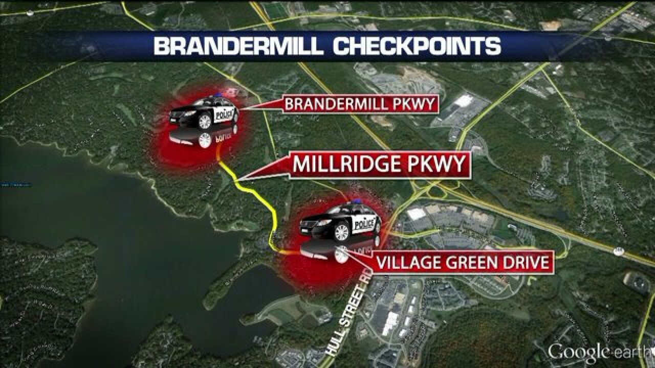 Pretty much only residents allowed at Brandermill's July 4 fireworksshow
