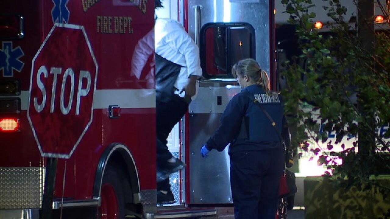 Worker injured during robbery at Steak 'nShake