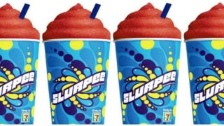 7-Eleven Has A New Spicy Watermelon-lime Fire Slurpee