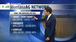 Montana Ag Network Weather: April 17th