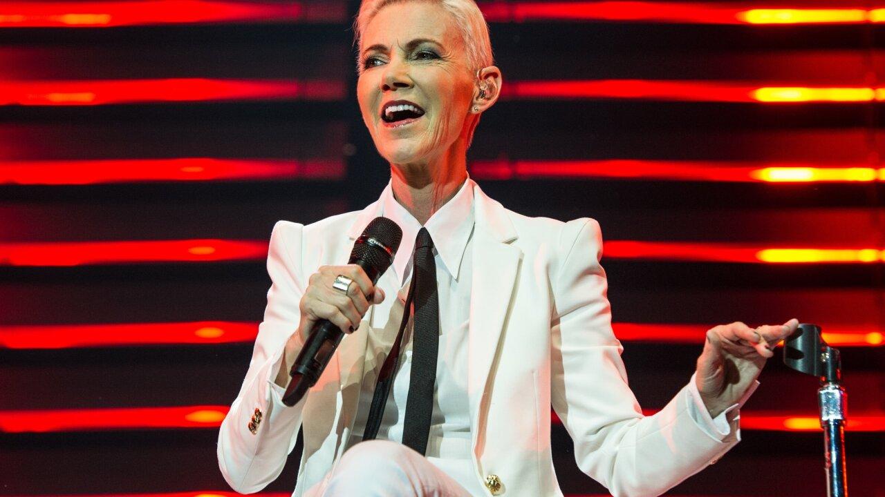 Singer Marie Fredriksson