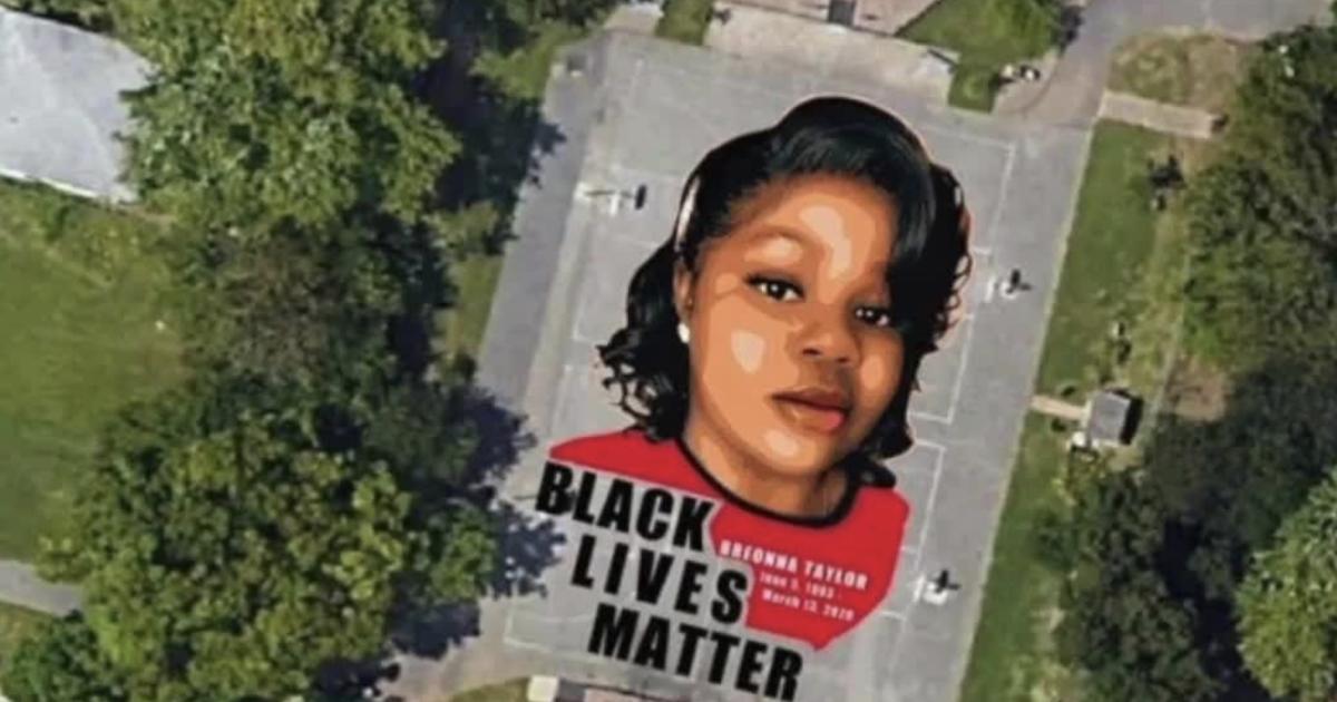 Annapolis mural honors Breonna Taylor