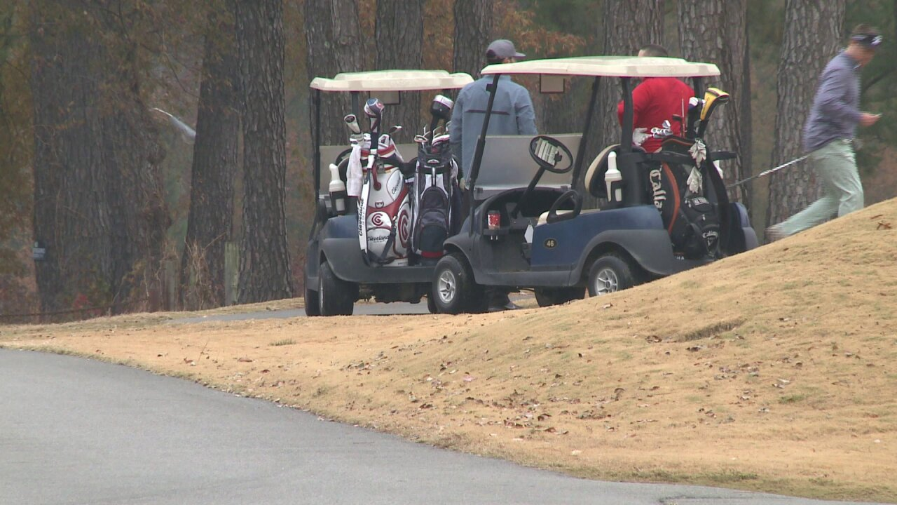 Business reclaims equipment from Petersburg golf course: 'I just can't take itanymore'