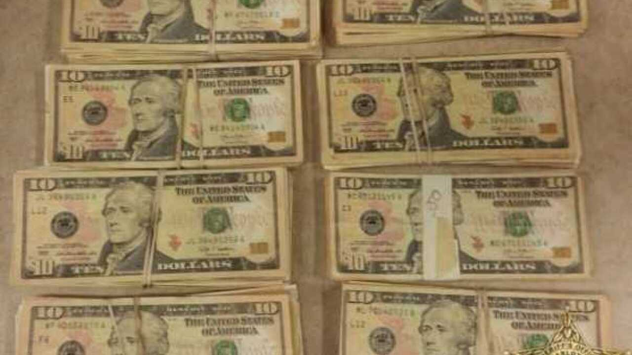 Six people arrested for counterfeiting money