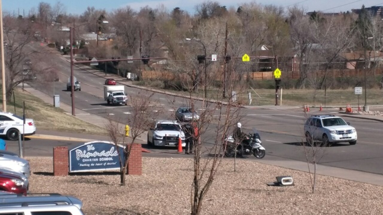 Pinnacle Charter School on lockdown