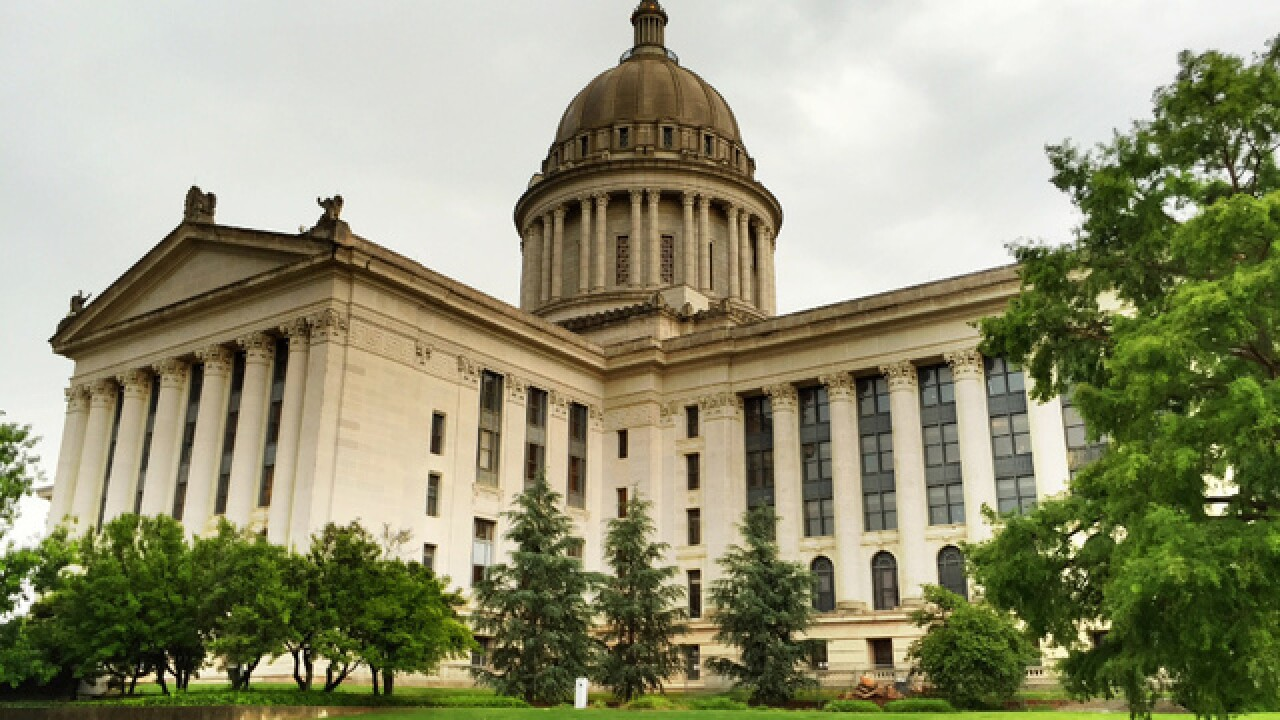 Oklahoma House staffer email causes uproar