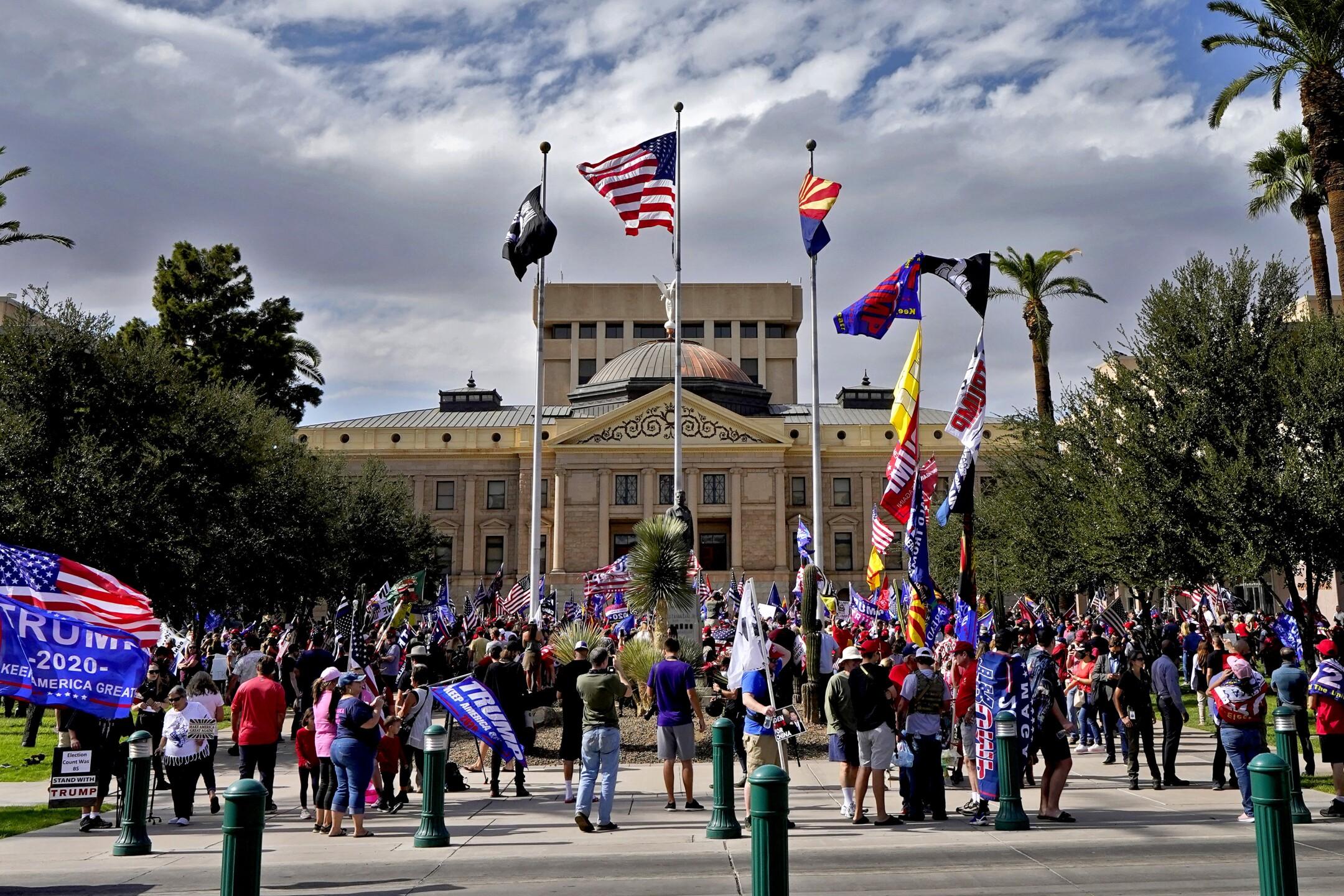 Election 2020 Protests Phoenix