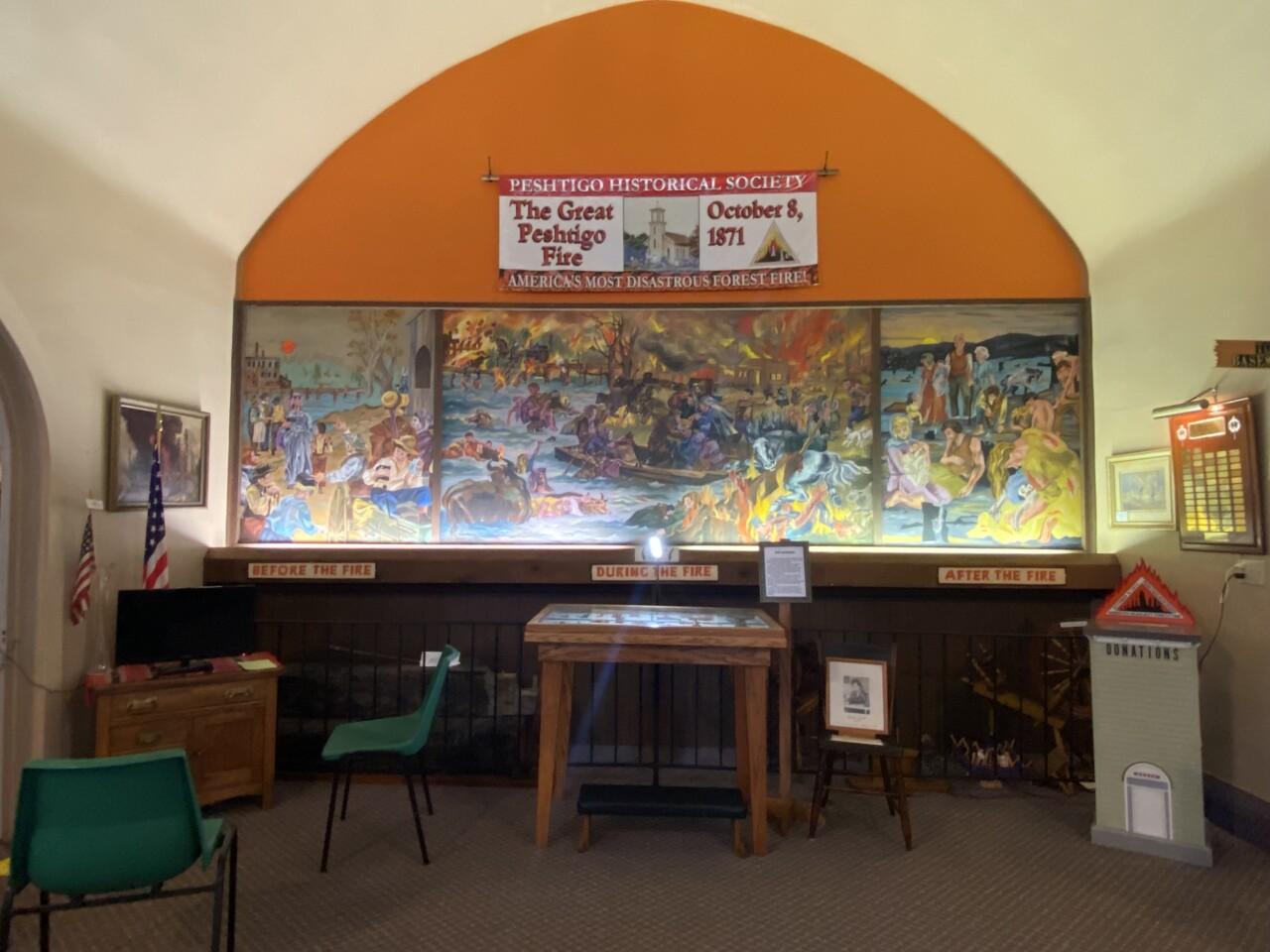 PESHTIGO FIRE MUSEUM 2
