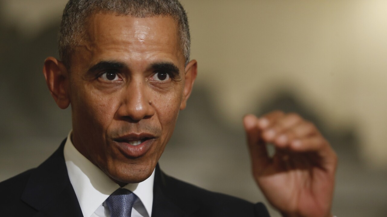 Obama criticizes use of 'snappy' slogans like 'defund the police' to make policy change