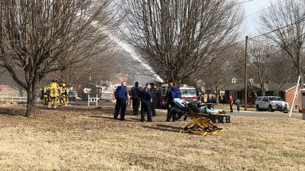 1 Killed, 1 Injured In Hendersonville House Fire