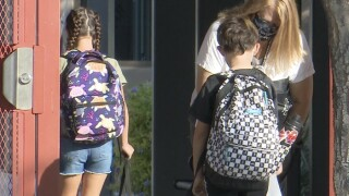 Vail Unified students return to campus