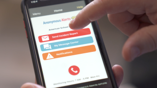Schools implementing app to anonymously report safety suspicions