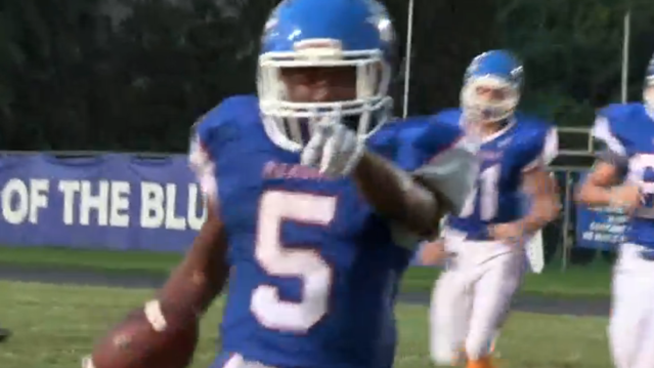 WATCH: Friday Football Frenzy game highlights