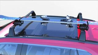 In Good Company: Uncii helps transport your gear on your car