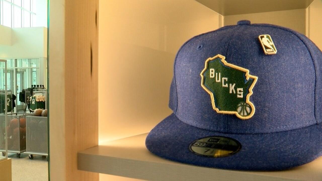 5013291710ef1b Milwaukee Bucks seek college artist for cap giveaway
