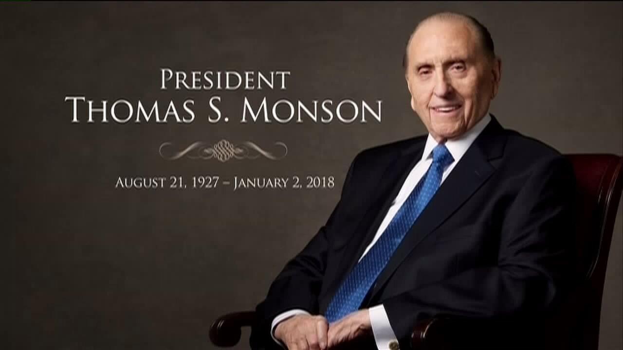 Speeches from President Monson's funeralservice