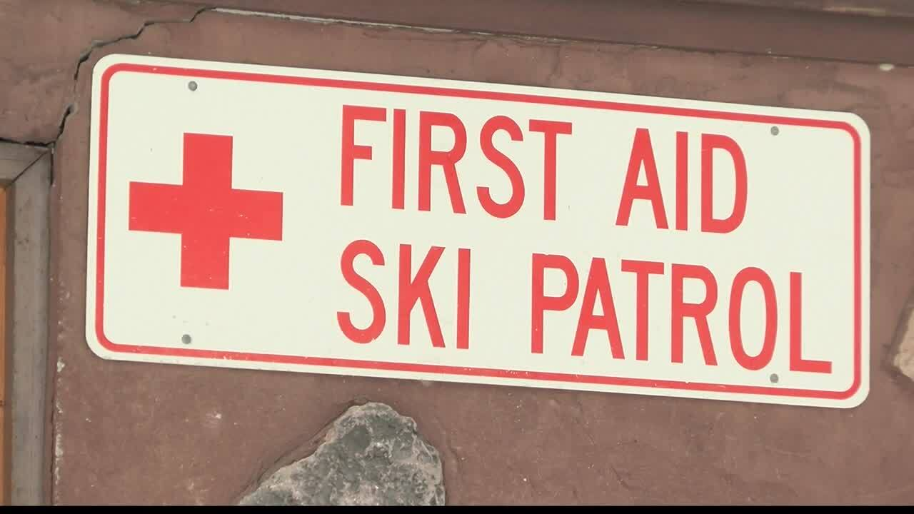 Snowbowl First Aid AED