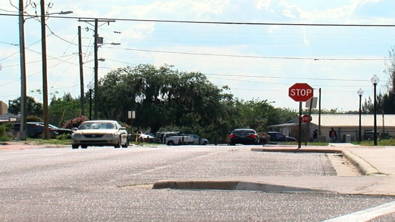 Five people shot at Avon Park intersection