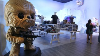 Funko prepares for grand opening of new headquarters in Everett, Wash.