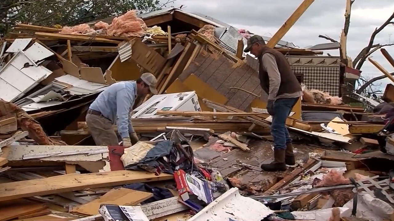 Death toll rises to 8, as states prepare for another threat of severe storms