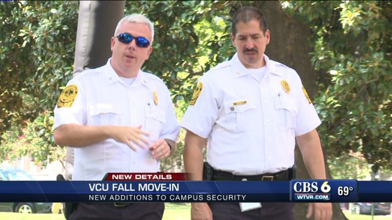 VCU Police says campus crime reduced40%
