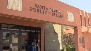 Renovated Santa Maria Library to reopen, celebrate 110th birthday