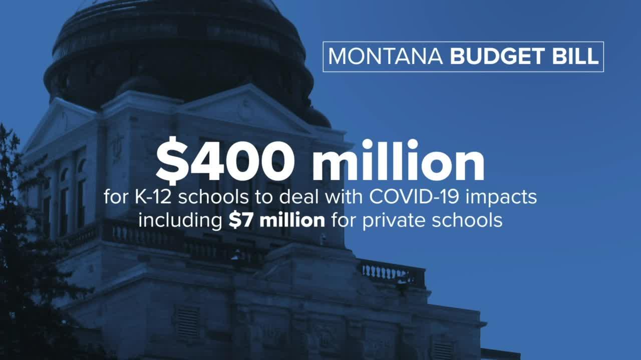 $400 million k-12 schools