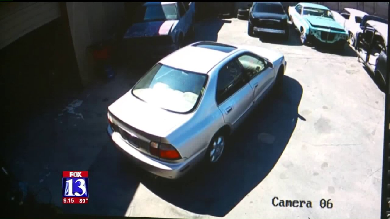 Teen works all summer to buy car but thief steals it nextday
