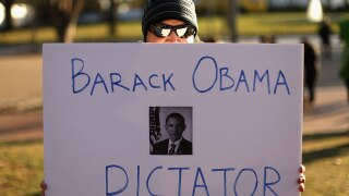 'Emperor Obama' just the latest insult in the great tradition of presidential insults