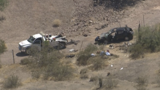Greenfield and Loop 202 double fatal accident