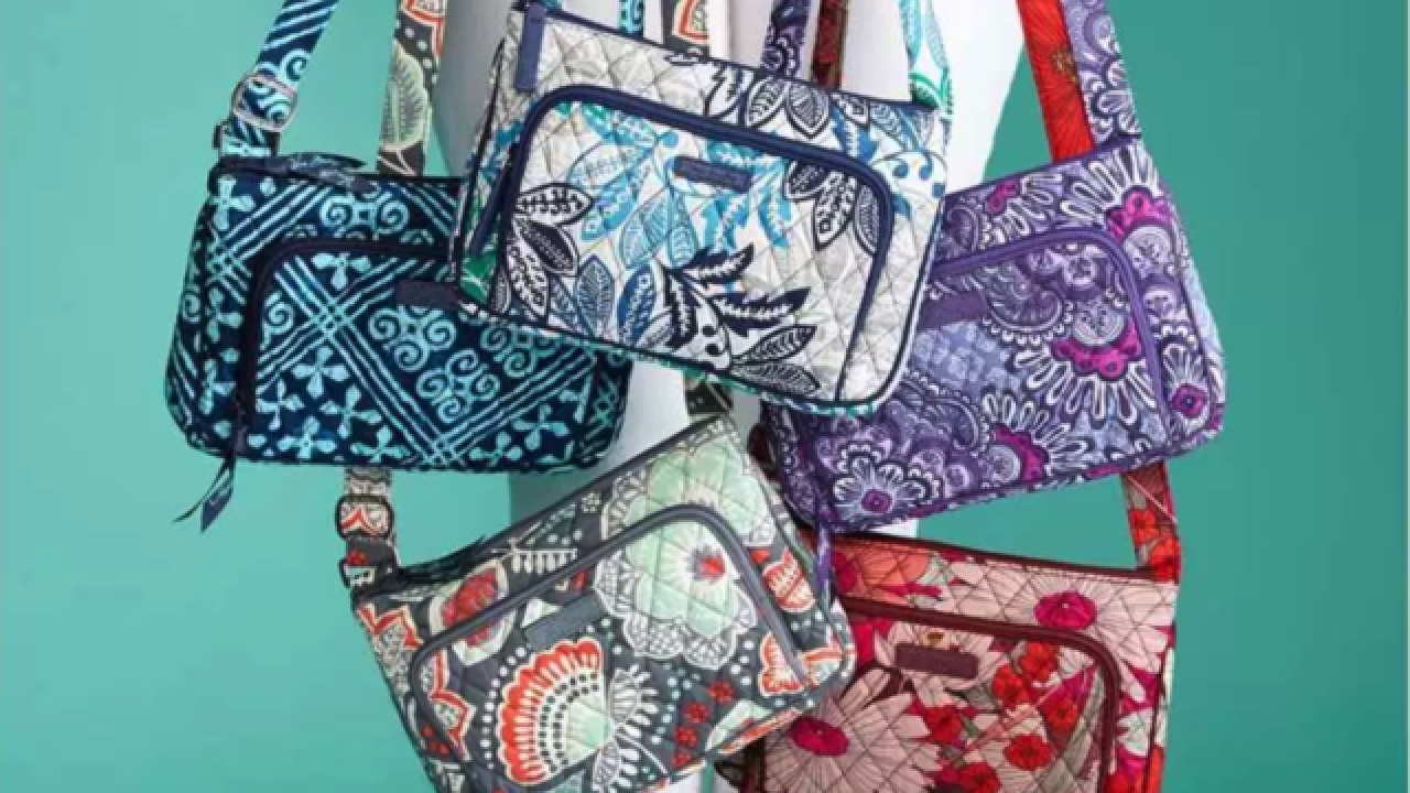 e1d58fefcfd6 Vera Bradley sale  Up to 70% off purses and accessories