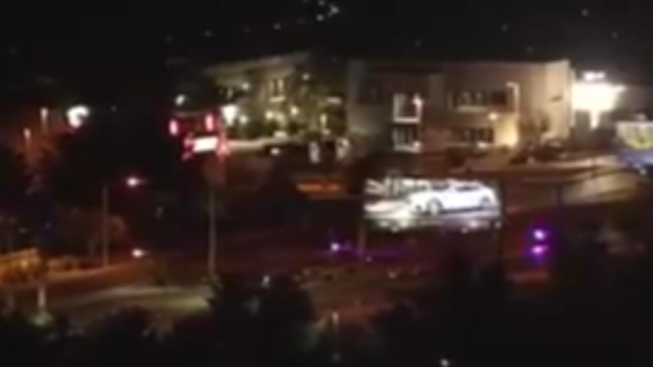 Fatal crash motorcycle crash on Las Vegas Blvd.
