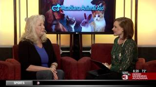 Acadiana Animal Aid Celebrity Pet Photo Contest