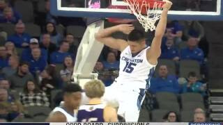Highlights: Creighton vs. Western Illinois