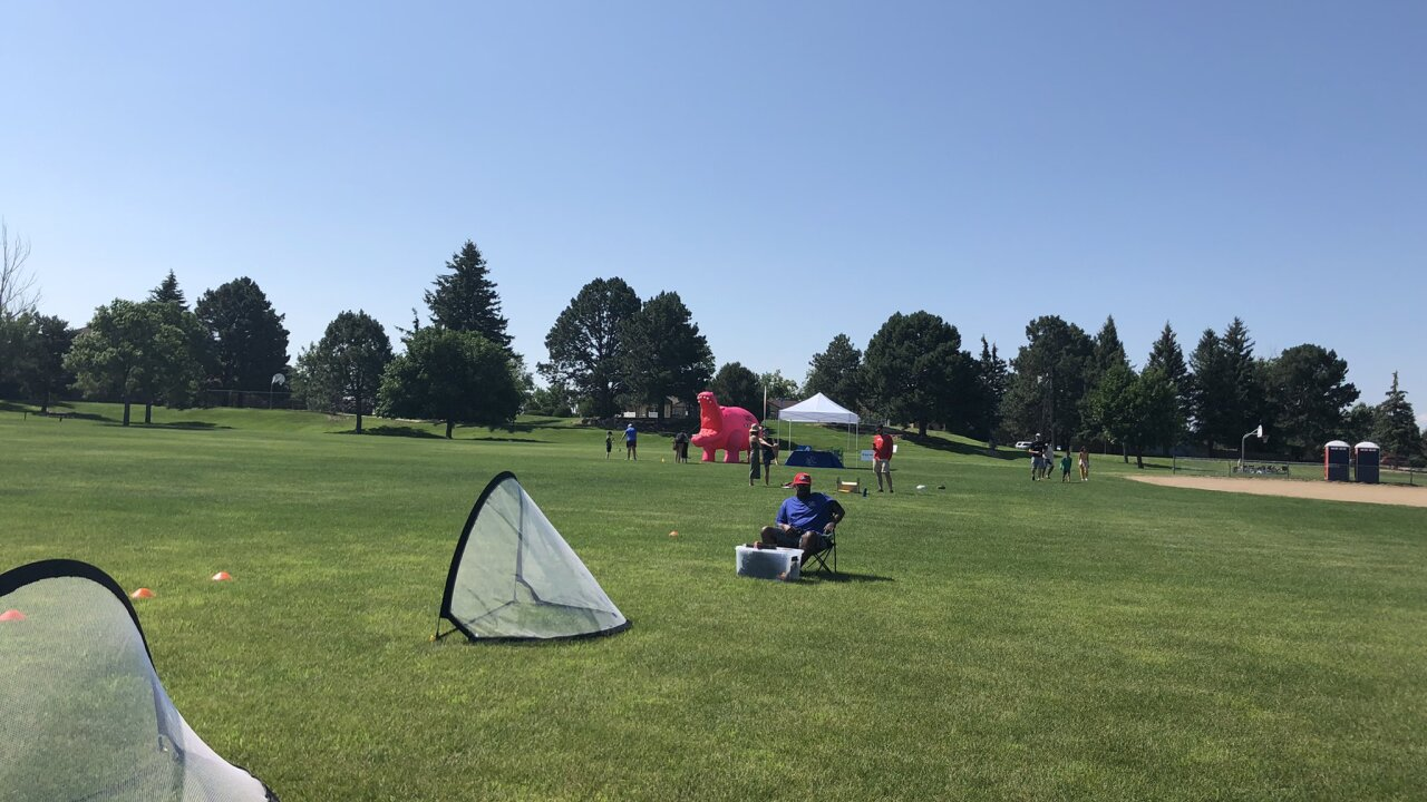 Olympic and Paralympic Day Celebrated at Deerfield Park
