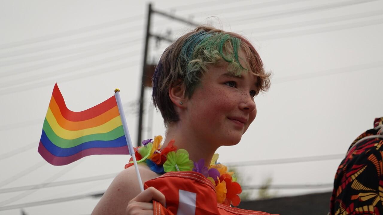 Big Sky Pride Parade Member