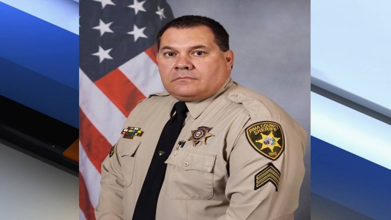 Pima County deputy kicked in face, loses eye