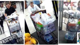 Police: Couple uses fraudulent checks to purchase groceries