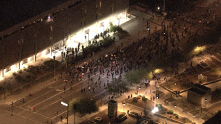 Phoenix march against police brutality - March 29