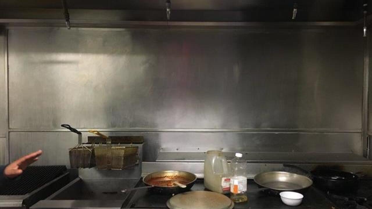 Dirty Dining at Nozomi Sushi