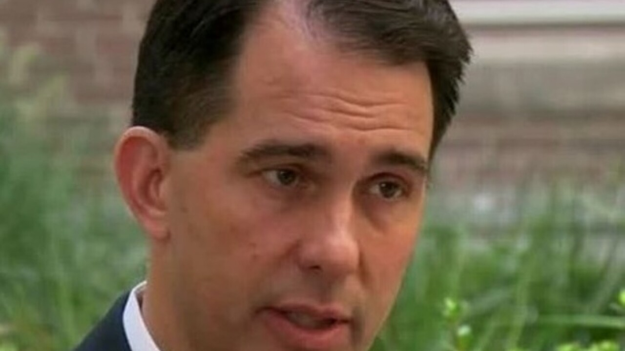 "Gov. Walker sees ""no value"" in prison visits"