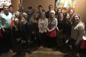 MSU Billings student gets the gift of color for Christmas